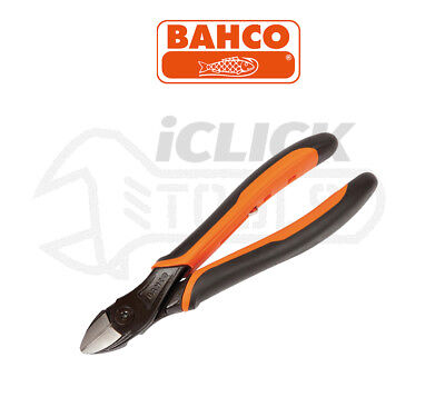 BAHCO 2101G140 140mm 5.1/2in ERGO Wire/Cable Side Cutter/Cutting Hand Tool Plier