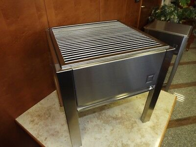 Charcoal Grill CUBUS 3 - Modern Design