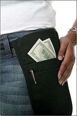 fame black money pouch