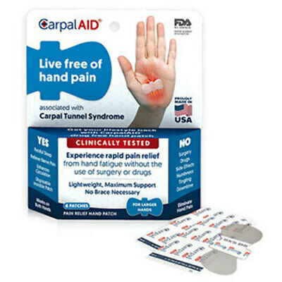 Carpal Aid Carpal Tunnel Treatment