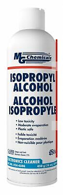 99.9% Isopropyl Alcohol Liquid General all-purpose cleaner 16oz Aerosol Clear