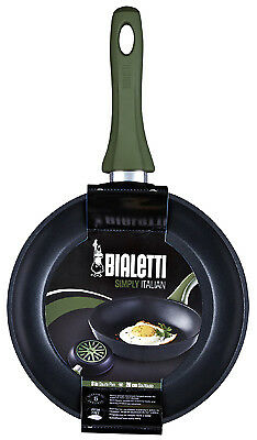Bradshaw International 07440 Simply Italian Saute Pan, Non-Stick Aluminum, 8-In.