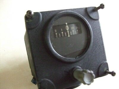 Aircraft -  Sperry Directional Gyroscope- Indicator Part 646050 - AN 5735-1