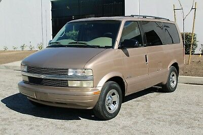 1998 Chevrolet Astro LS, One Owner, California Original,**NO RESERVE** California Original, 1998 Chevrolet Astro Van, One Owner, Runs A+, *NO RESERVE*