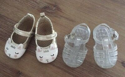 Seed Baby Shoes Size 2 (6-12 Months)