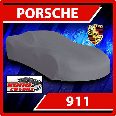 [PORSCHE 911] CAR COVER - Ultimate Full Custom-Fit All Weather Protection