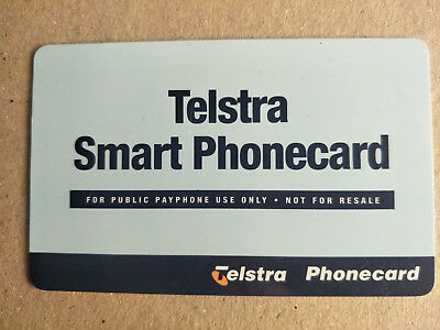 ? Value Telstra Smart Phonecard  Test Card 97000004P Exp 08/99