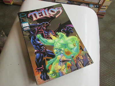 Tellos 5...comics. Semic..2001...tbe .