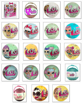 L.o.l. Surprise! Dolls - Choose From Over 20 Different Real Lol Toys In 1 Place!