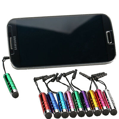 Universal Capacitive Mini Stylus Touch Screen Pen iPhone Samsung Tablet SPen New
