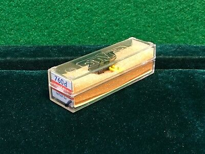 NOS Astatic 760-D Phonograph Cartridge With Stylus (760d)