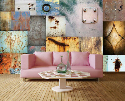 Abstract Pulpy Stuff 3D Full Wall Mural Photo Wallpaper Printing Home Kids Decor