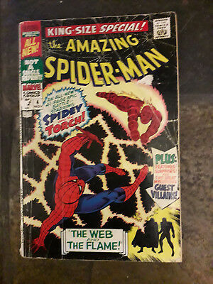 Amazing Spider-Man King Size Special