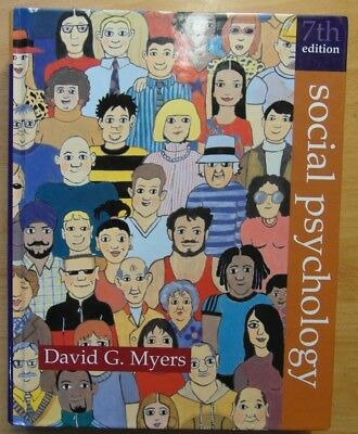 Social psychology textbook 7th edition hogg and vaughan 2200 social psychology david myers 7th edition 2002 hardback fandeluxe Gallery