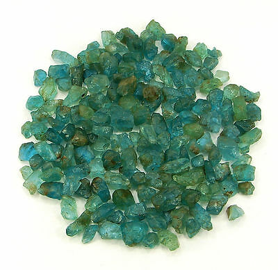 500.00 Ct Natural Apatite Loose Gemstone Stone Rough Specimen Lot - 6342