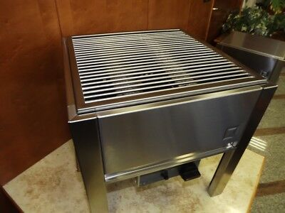 Gas Grill CUBUS 4 - Modern Design