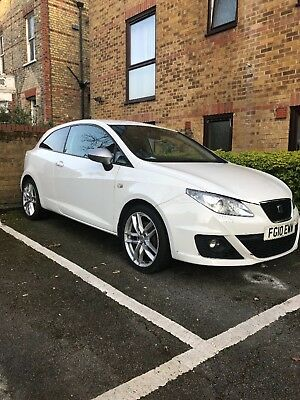 Seat Ibiza FR dsg spares or repairs London collection only