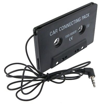 Cassette Deck Player Car Music Audio Tape 3.5mm Adapter Aux Cable MP3 Phone Cord
