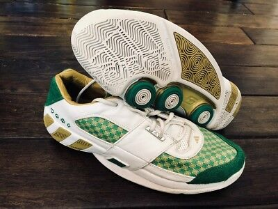 82b8a6c7476503 LIMITED EDITION - adidas Gil Zero Low Las Vegas All Star Shoes (Size ...