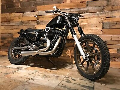 2002 Custom Built Motorcycles Other  Harley Davidson Sportster 1200 Street Tracker