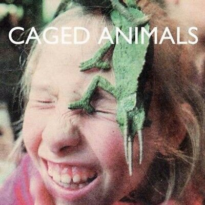 Caged Animals - In The Land of Giants, 180g Limited Edition Vinyl including NEW