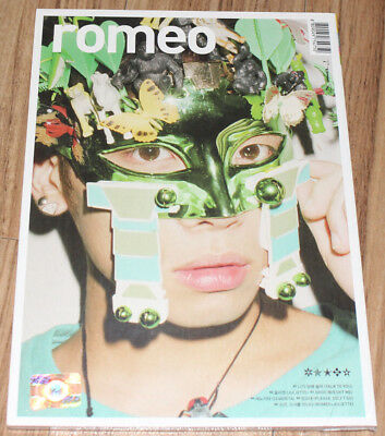 SHINEE Romeo 2ND MINI ALBUM JONGHYUN VERSION K-POP CD SEALED