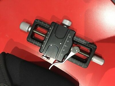 Really Right Stuff B150 B Macro Focusing Rail Mint