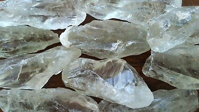 x1 Green Amethyst Rough Natural from Brazil - each piece is 14-18 grams