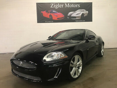 2010 Jaguar XK Base Coupe 2-Door 2010 Jagaur XKR Coupe V8 Supercharged Prior CPO  510hp