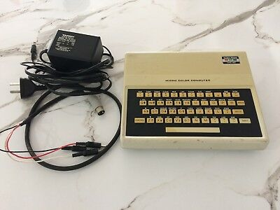 Radio Shack TRS-80 Micro Colour Computer model mc-10
