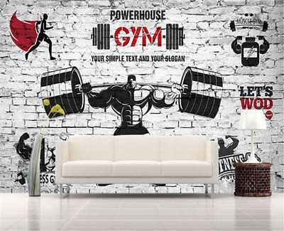 Sincere Pulpy Sport 3D Full Wall Mural Photo Wallpaper Printing Home Kids Decor