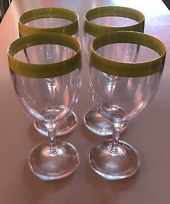 Tupperware Wine Glasses