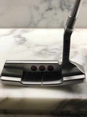 Scotty Cameron Putter Left Handed