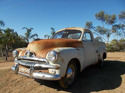 Holden  Fj  Ute  Unmolested Cond And Complete