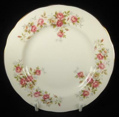 Duchess 'June Bouquet' Pink Roses Bone China Side Plate