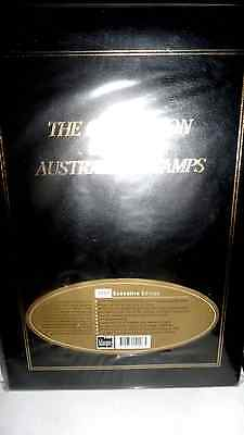 The Collection of 1997 Australian Stamps Executive stamp Album Australia Post