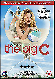 The Big C - Series 1 - Complete (DVD, 2011) **  Season 1 one first series