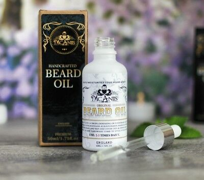 Best Beard Oil  For Rough & Dry Beard Father's Day Special Gift Masculine Scent