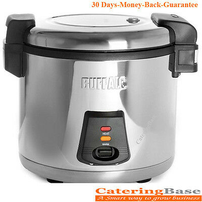 Large 6 Litre Commercial Rice Cooker @ Free Next Day Delivery