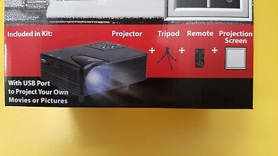 New in Box Virtual Projector to create an Animated Display...even play your own