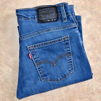 "Levi Levi's Performance 511 Slim Jeans - Size 18 with 30"" inseam"