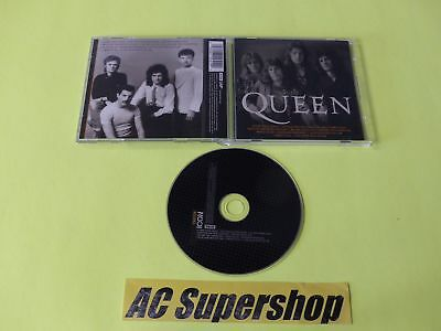 Queen icon - CD Compact Disc