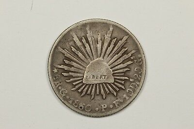 1860 Mexico 8 Real