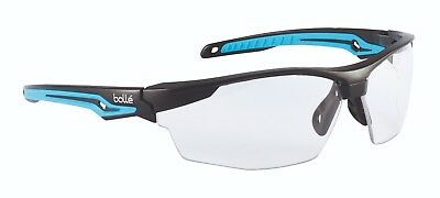 Bolle Tryon TRYOPSI Safety Glasses Anti-Scratch Anti-Fog - Clear Lens