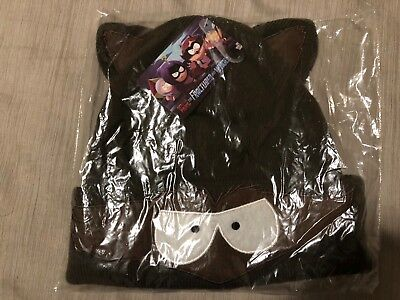 Southpark Cartman Coon Beanie Fractured But Whole NWT