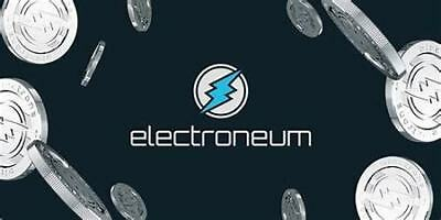 ELECTRONEUM for Sale  at Discounted Price !