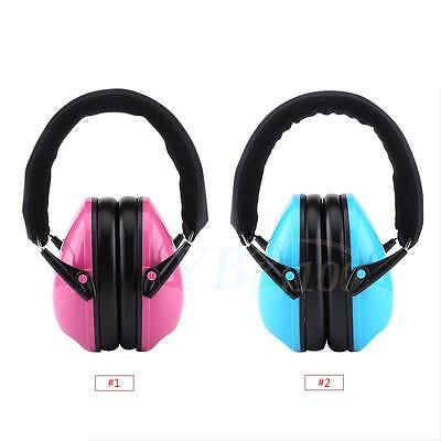 Baby Kids Anti noise Earmuffs Headset Hearing Protection Ear Defenders Hot IS