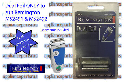 Remington SP85 SP-FDF Dual Foil for MS2491 MS2492 - NEW - GENUINE - RARE SPARE