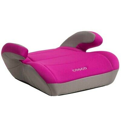 Cosco Top Side Backless Booster Car Seat - Pink