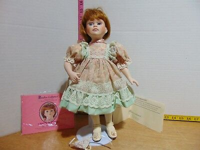 1993 Paradise Galleries Treasury Collection Sarah At The Fair Doll Patricia Rose